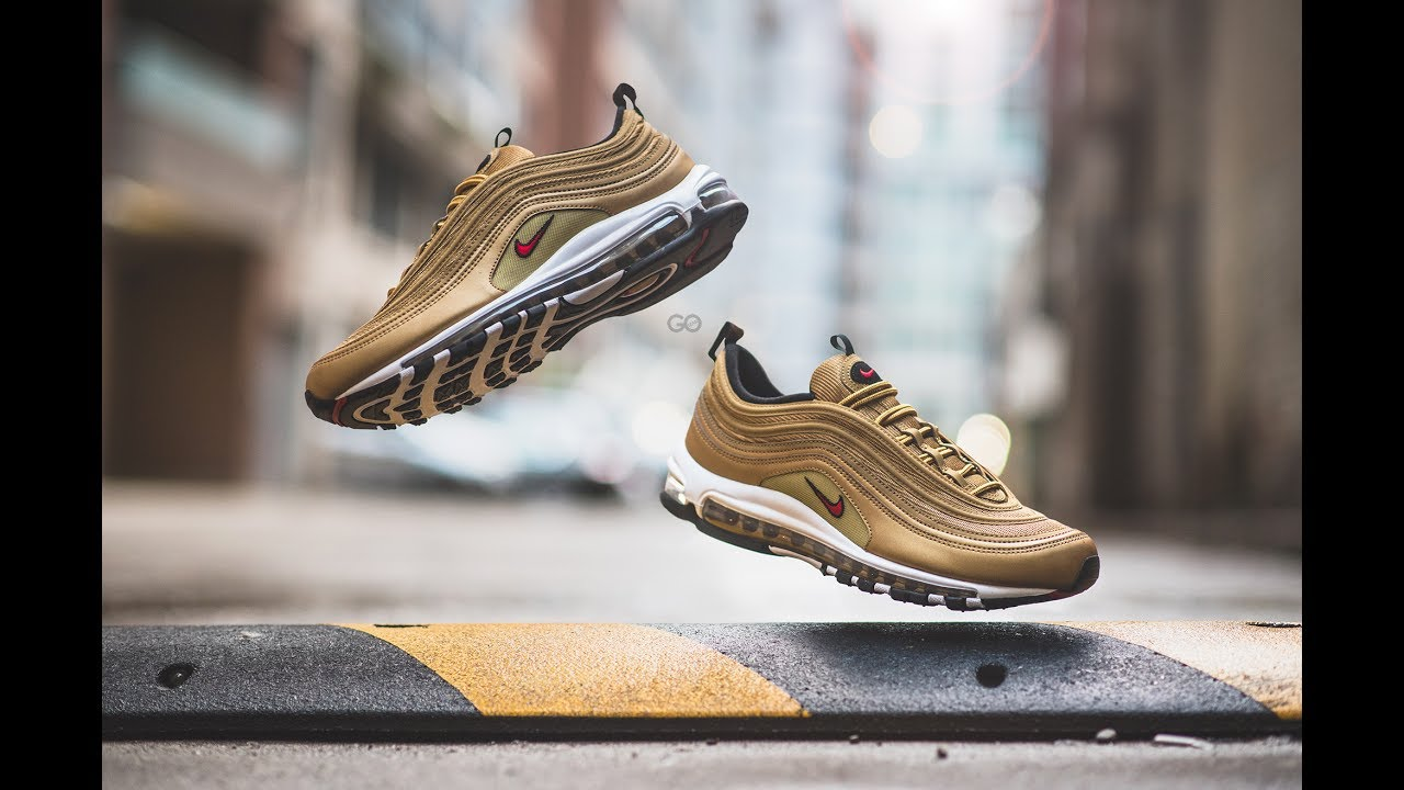 air max 97 metallic gold og qs