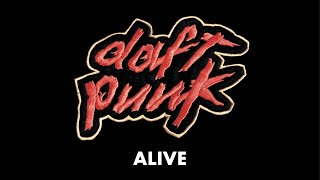 Daft Punk - Alive (Official Audio)