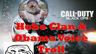Call Of Duty [Hobo Clan & Obama Voice Troll]