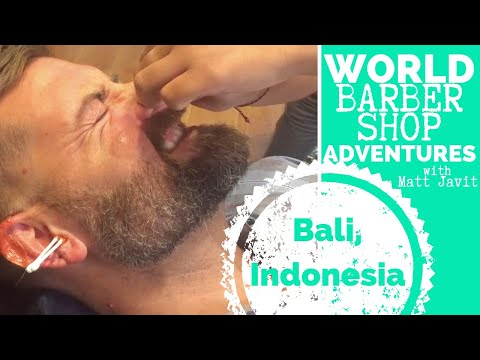 💈 Bali, Indonesia 💈 World Barber Shop Adventures