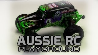 The RC Pit-Stop EP3 - Grave Digger Build