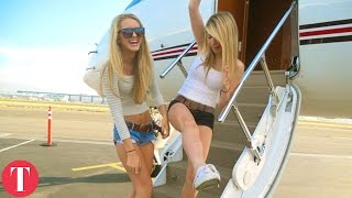 Repeat youtube video 10 Most Flashy Rich Kids Of Instagram