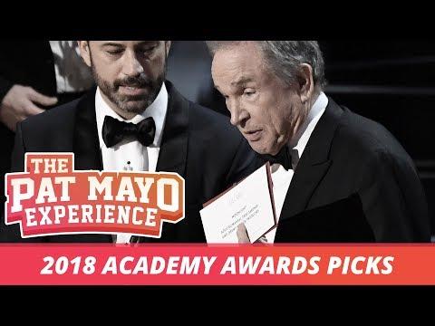 2018 Oscars Picks - 90th Academy Awards Pool Picks and Preview
