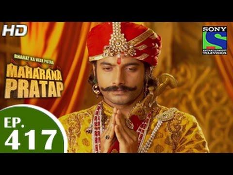 Bharat Ka Veer Putra Maharana Pratap - महाराणा प्रताप - Episode 417 - 14th May 2015