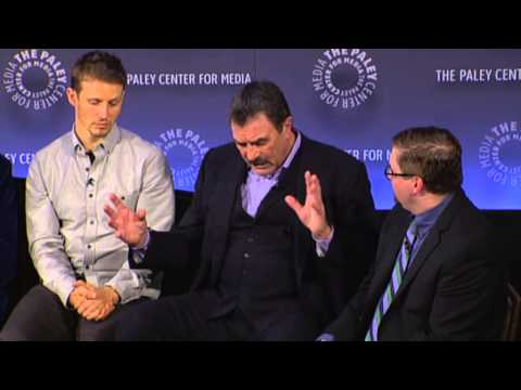 Blue Bloods  Tom Selleck and Vanessa Ray on Working with the Cast