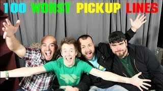 100 Worst Pickup Lines