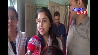 HS Results | Khushboo Firdous reacts after securing 1st rank in Arts stream