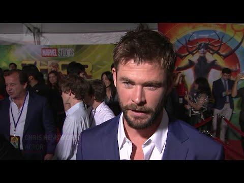 Family affair for Hemsworth, Ruffalo on 'Thor: Ragnarok'