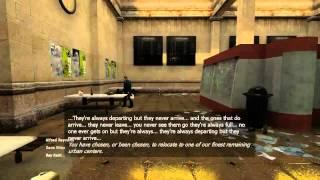 PsychoNerd Plays - Half-Life 2 - Ep 1 (PsychoNerd92)