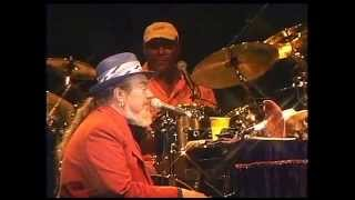 DR JOHN  Right Place Wrong Time 2004 Live @ Gilford