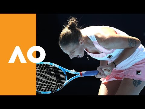 Pliskova Czechs into SF after conquering Serena | Australian Open 2019