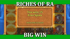 BIG WIN - RICHES OF RA