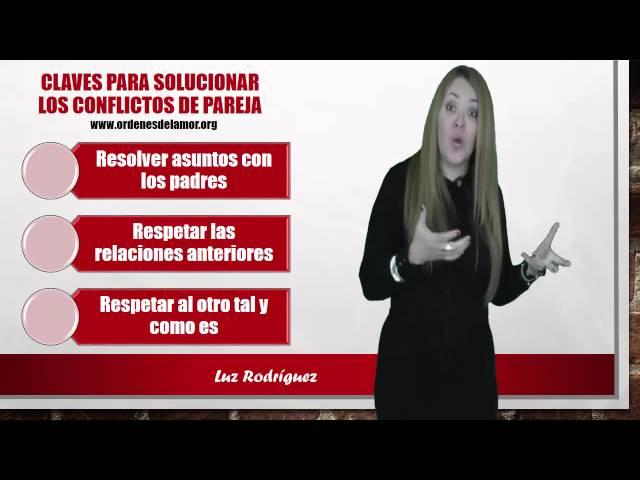 Conflictos de Parejas con Luz Rodríguez