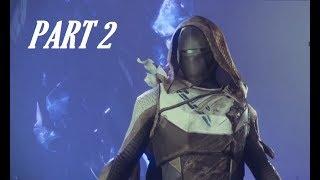 Destiny 2 Walkthrough Gameplay Hawthorne Part 2 PS4 No Commentary