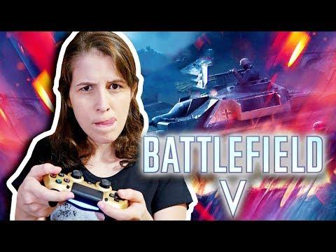 BATTLEFIELD V AO VIVO: NOVA ATUALIZAÇÃO 🔥 (PS4 PRO) thumbnail