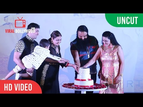 UNCUT -  MSG: The Warrior Lion Heart Success Party | Gurmeet Ram Rahim Singh