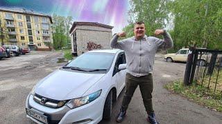 Honda Insight - Гибрид пенсионера?  - ШилOFF