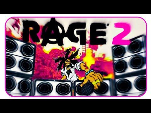 Rage 2: The Audio Visual Experience!  