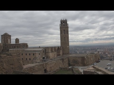 La seu Vella,Lleida