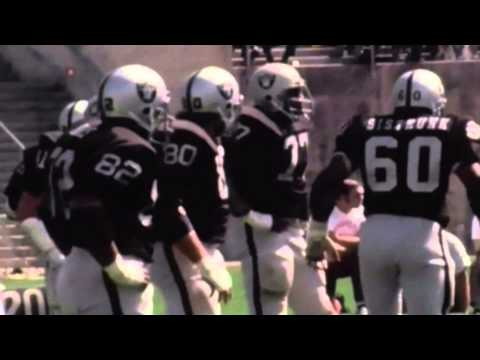 Oakland Raiders History1970's characters