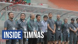 Inside Timnas : Friendly Match | Indonesia 1-3 Myanmar