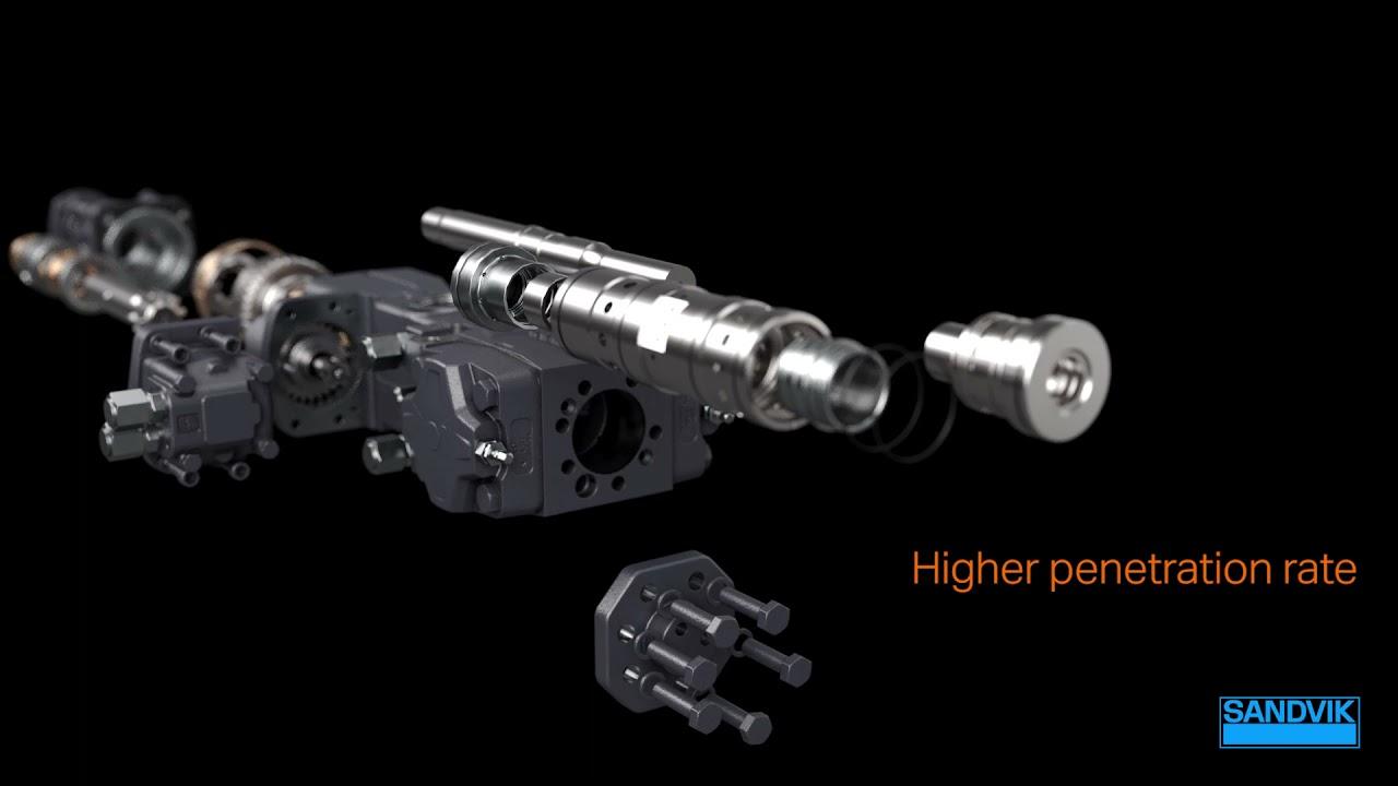 Sandvik 212 - Next level reliability