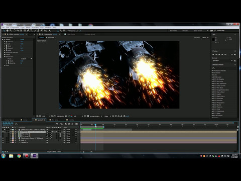 Sparks Tutorial Using CC Particle World