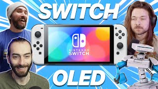 Nintendo Switch OLED: What we really think