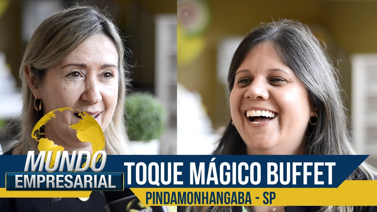 TOQUE MÁGICO BUFFET INFANTIL - PINDAMONHANGABA/SP - MUNDO ...