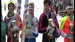 4 Hills Tournament 1990 Dieter Thoma - Walter Hofer
