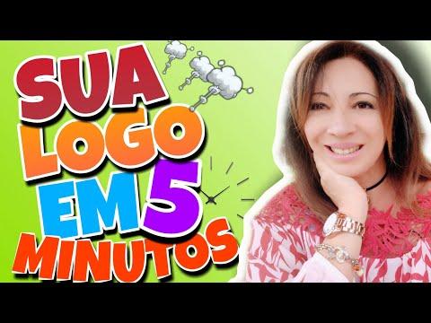 Como Criar um Logotipo para os seus Personalizados from YouTube · Duration:  6 minutes 45 seconds