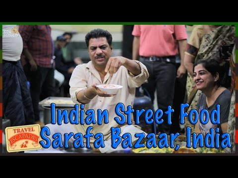 Street food India || Sarafa Bazaar || Indore || night life ||