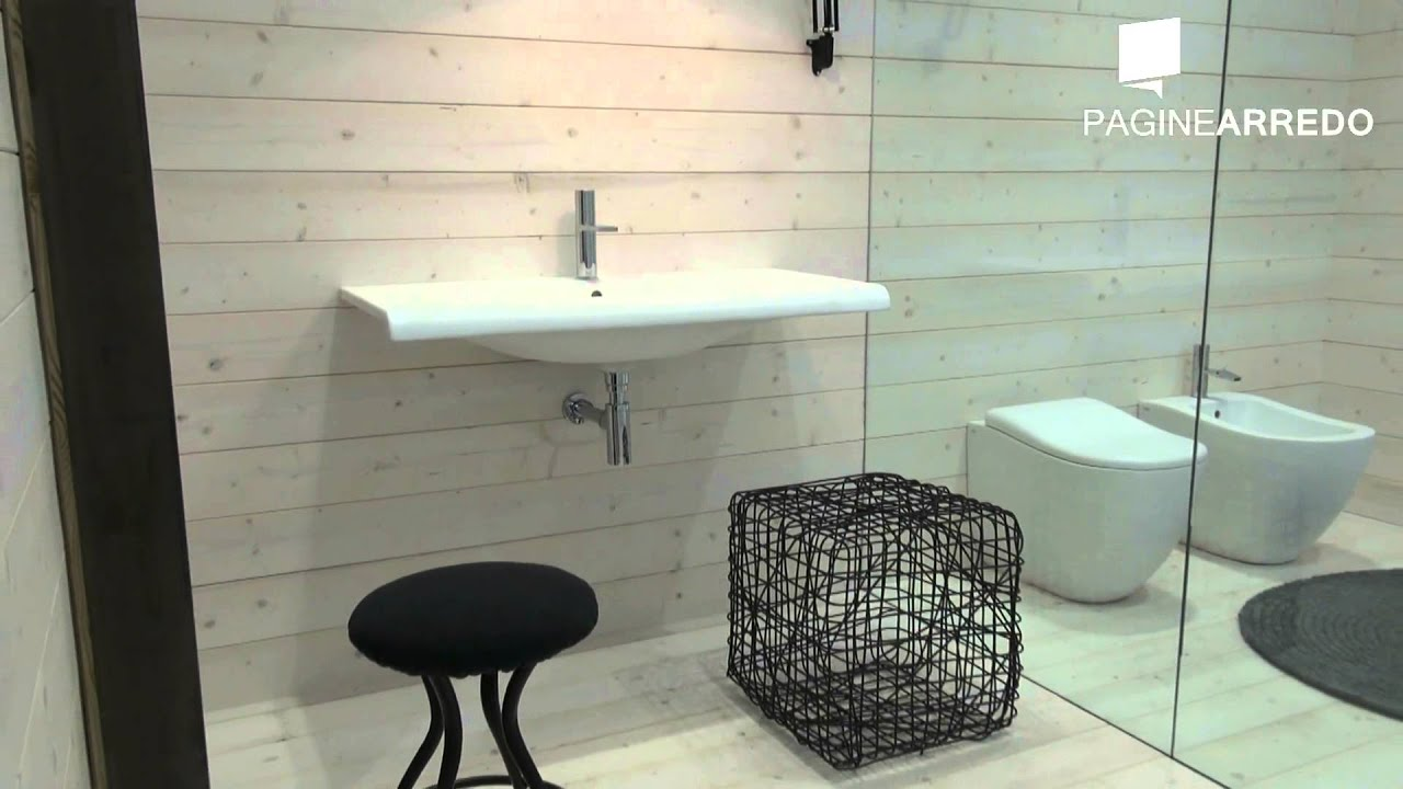 Ceramica cielo al cersaie 2013 youtube for Cielo bagni