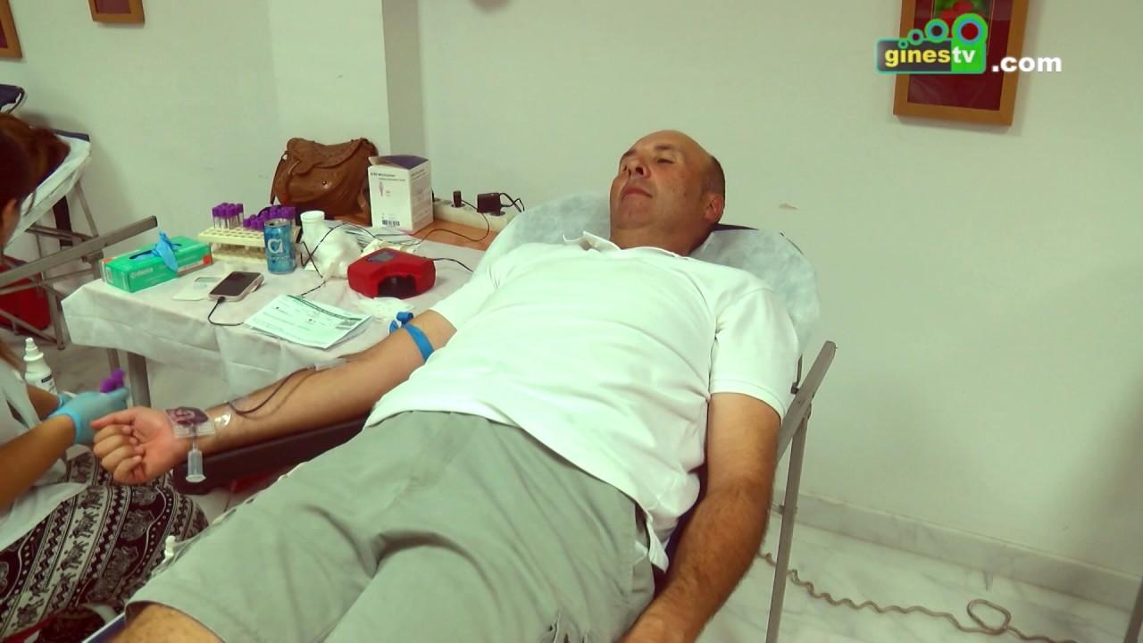 El Centro de Transfusiones Sanguíneas recoge 68 donaciones de sangre en una nueva campaña en Gines