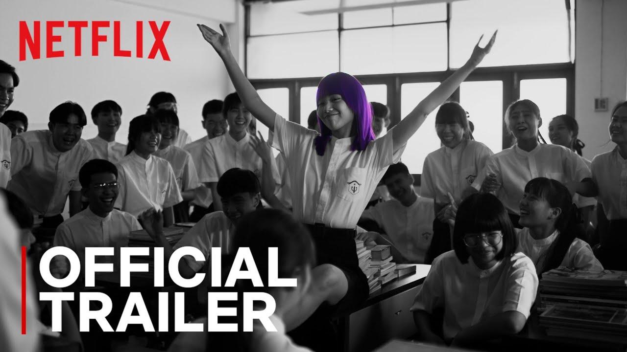 Girl From Nowhere Season 2   Official Trailer   NETFLIX