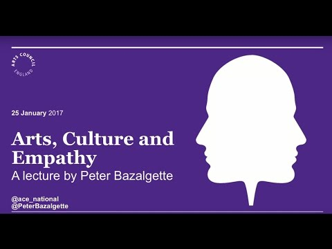 Arts, Culture and Empathy