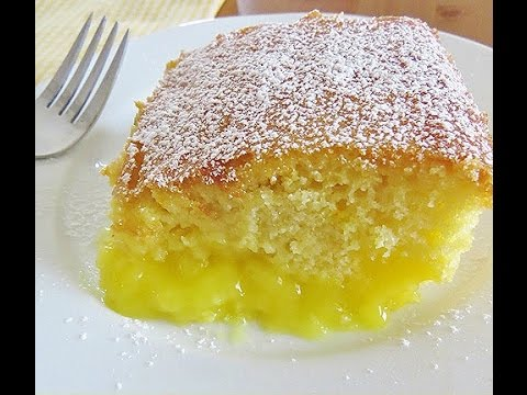 LEMON PUDDING | RECIPES TO LEARN | EASY RECIPES | STEP BY STEP RECIPES