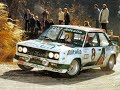 Fiat Abarth 131 at RAC UK Rally - Dirt Rally [8]