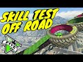 GTA 5 ONLINE MEGA SKILL TEST OFF ROAD 100% HARD