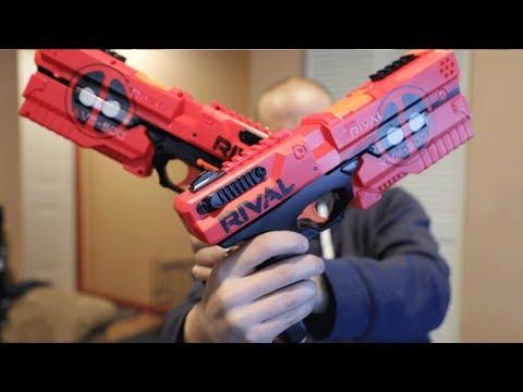 Nerf War:  Kay Fusion Daddy's Response