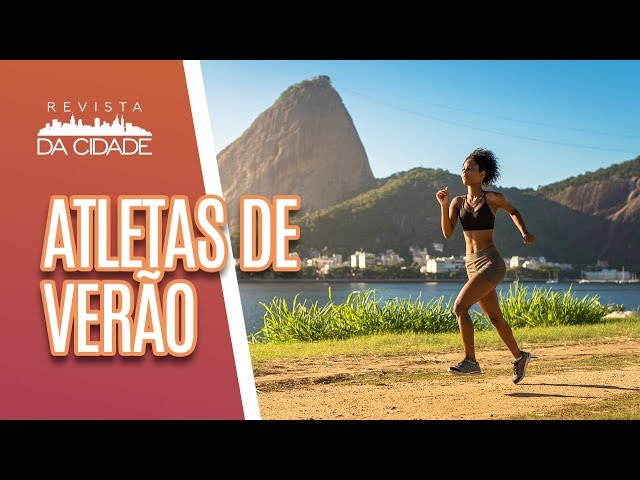Atletas de Verão - Revista da Cidade (12/02/19)