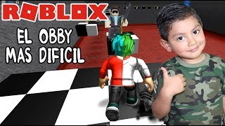 careers in Roblox | The Obby more difficult | Roblox games for kids