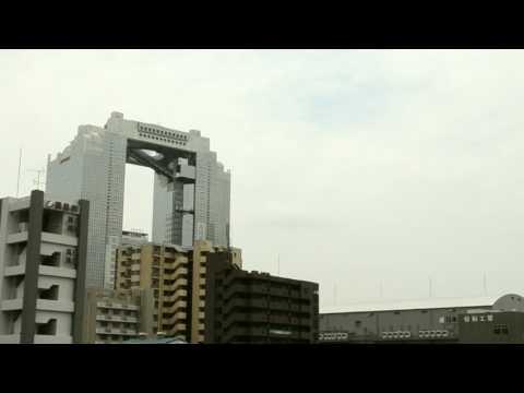 Hiroshi Hara - Umeda Sky Building, Osaka