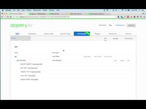 Exposing SQL Database via REST APIs Using API Express