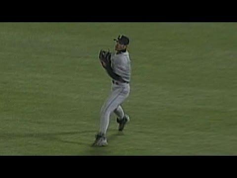 Ichiros iconic throw to 3rd base