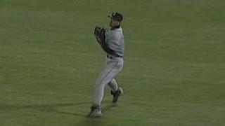 Ichiro's iconic throw to 3rd base
