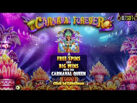 Big Win Carnaval Forever - A Game By Betsoft.