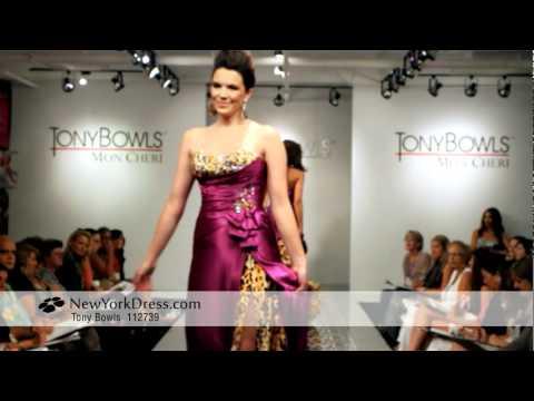 Tony Bowls 112739 Dress - NewYorkDress.com