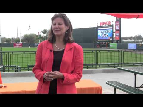 Janet Marie Smith on the renovation of Ed Smith Stadium
