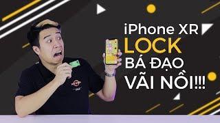 Trên tay iPhone XR Lock - Thời của iPhone lock đã quay lại?
